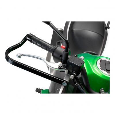 Kit protège-mains Barkbusters Storm noir Kawasaki Versys-X 300 17-20