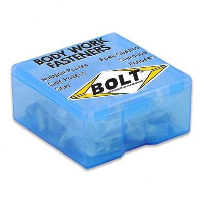 Kit visserie inox Bolt pour plastiques Yamaha 125 YZ 02-20