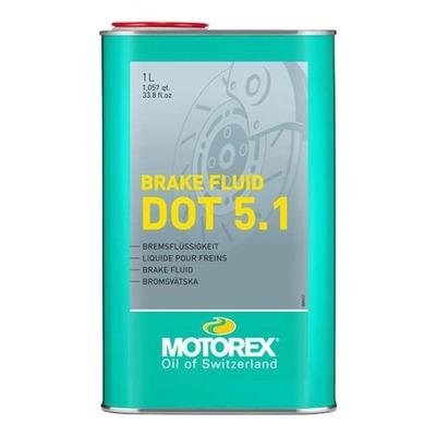 Liquide de frein Motorex DOT 5.1 1L