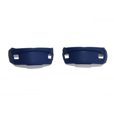 Pads caoutchouc Cycra pour plaque numéro frontale Stadium bleu husqvarna