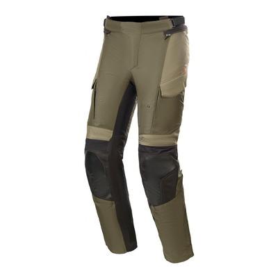 Pantalon textile Alpinestars Andes V3 Drystar forest/militaire/vert (standard)