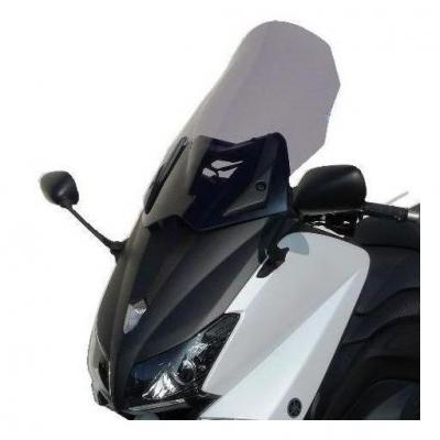 Pare-brise Bullster haute protection 61,5 cm incolore Yamaha T-Max 530 12-16