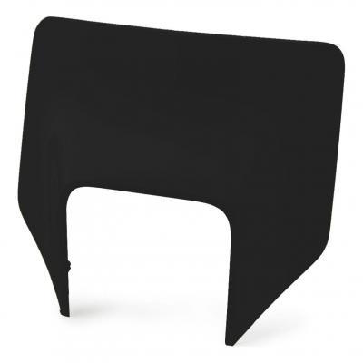 Plastique plaque phare Acerbis Husqvarna 250 FE 17-19 noir