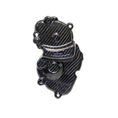 Protection de carter d'allumage Leovince carbone ZX6R 2009-12