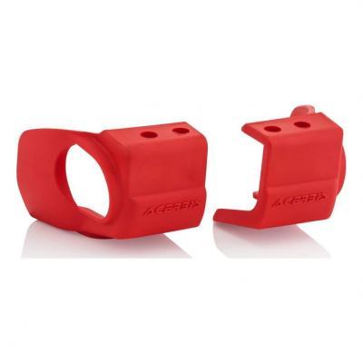 Protections pieds de fourches Acerbis Beta 350 RR 4T 12-18 rouge