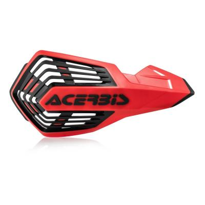 Protège-mains Acerbis X-Future rouge/noir