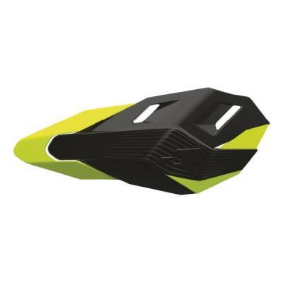 Protège-mains RTech HP3 noir/jaune fluo