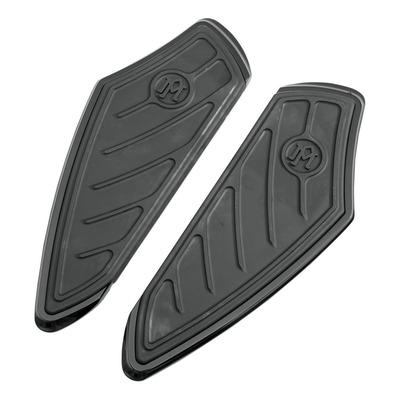 Repose pieds plateau Performance Machine contour Harley Davidon Tour-glide 99-20 noir