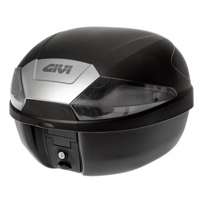 Top case Givi B29 Monolock 29L catadioptres fumés