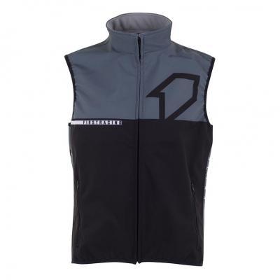 Veste sans manches First Racing Bodywarmer graphite/noir