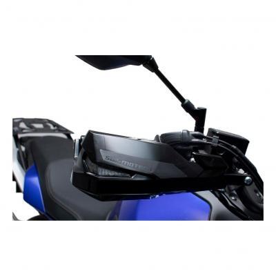 Kit protège-mains Barkbusters Kobra noir Yamaha MT-07 Tracer 16-18