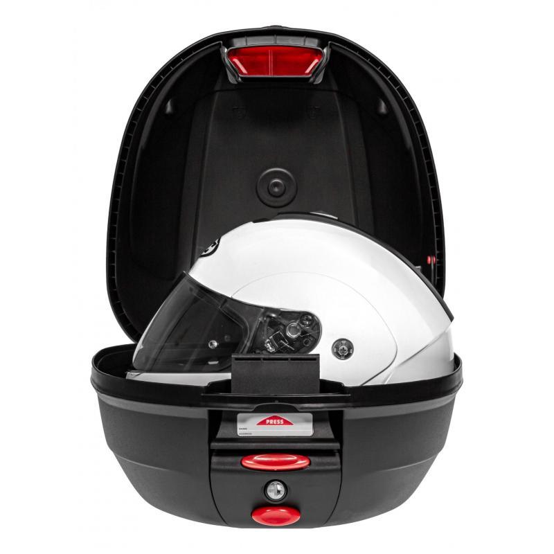 Top case Givi E300N2 avec platine/kit fixation - 1