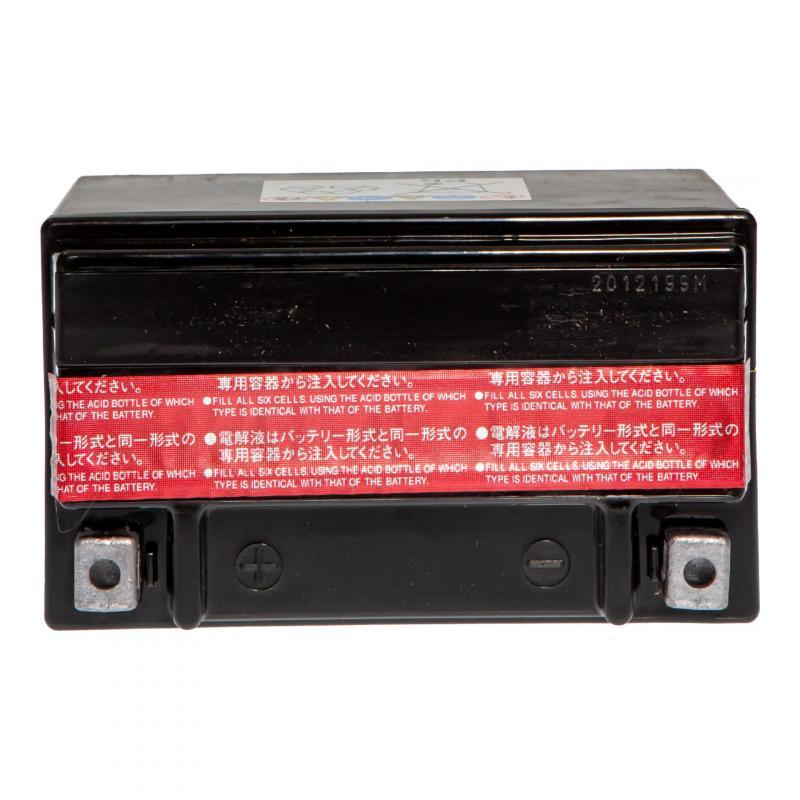 Batterie Yuasa YTX12-BS 12V 10Ah - 1