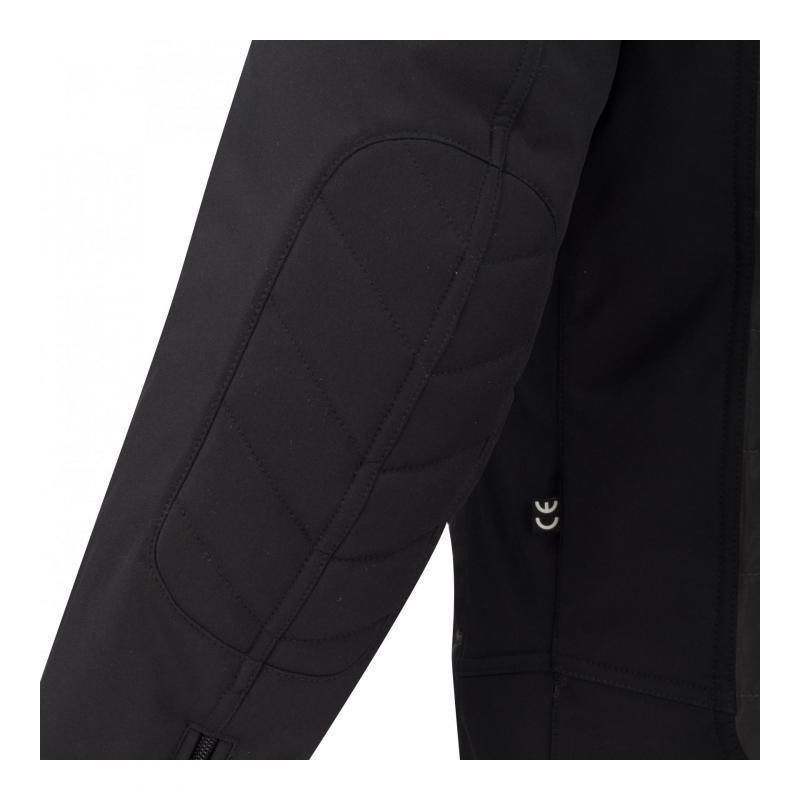 Blouson textile Segura Natcho noir/gris - 3