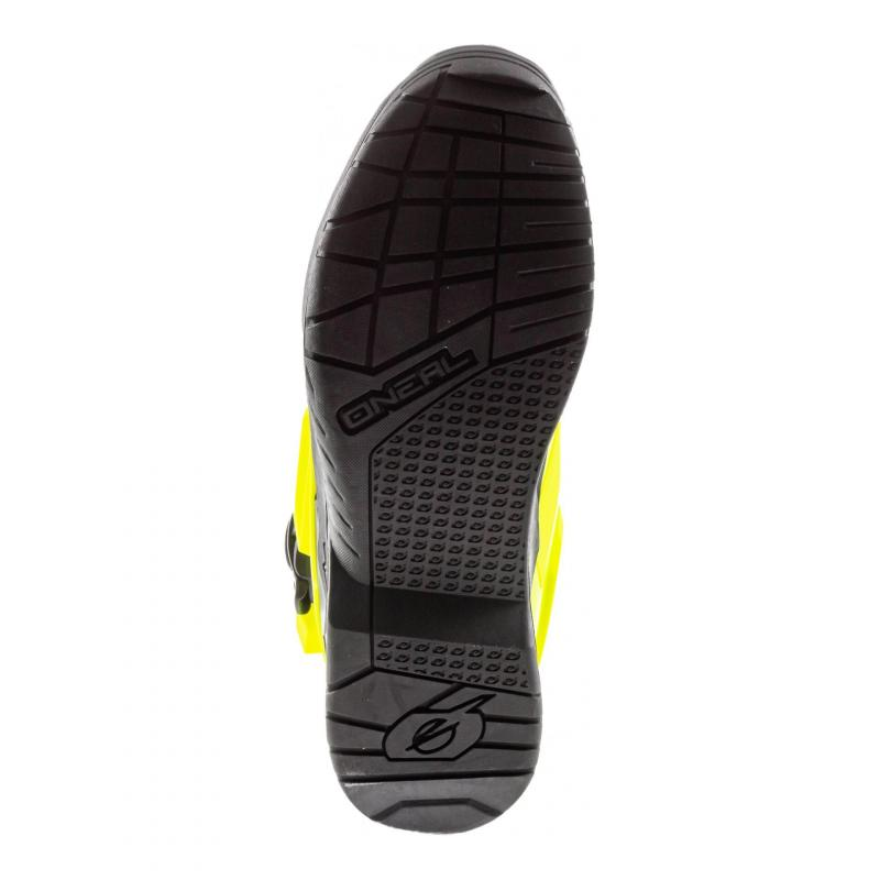 Bottes cross O'Neal RSX noir/jaune fluo - 6