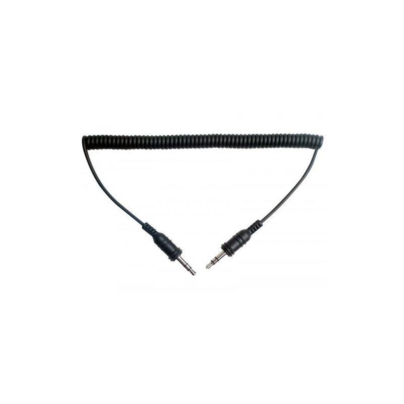 Câble audio jack 2 x 3,5 mm mâle pour intercom Sena SR10