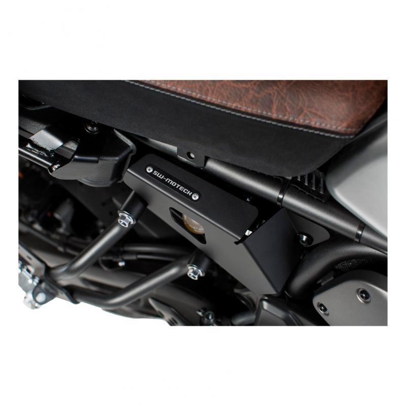 Caches latéraux SW-MOTECH noir Yamaha XSR 700 16-