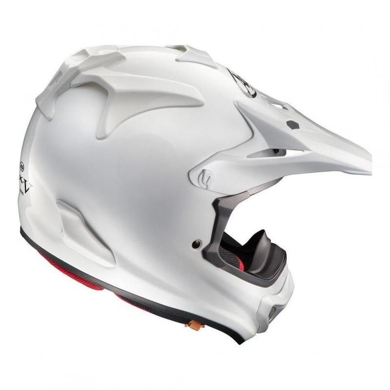 Casque cross Arai MX-V White - 1