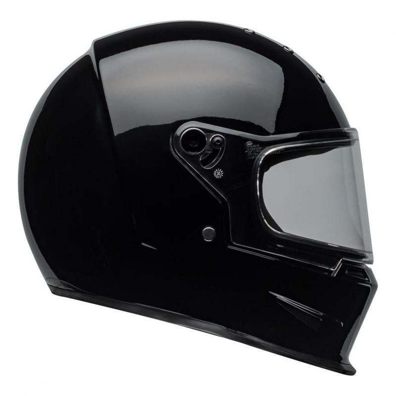 Casque intégral Bell Éliminator noir - 1