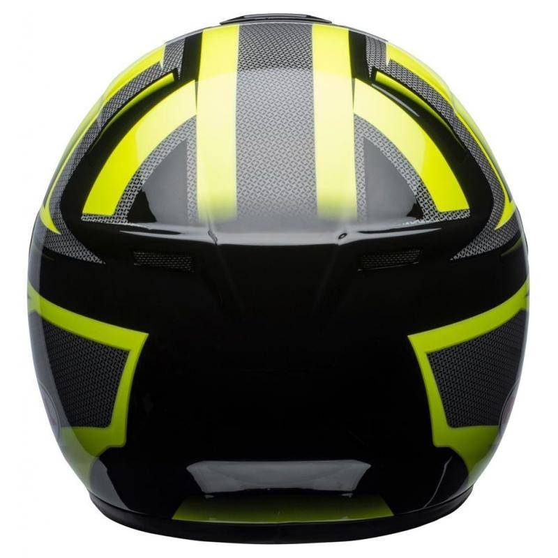 Casque intégral Bell SRT Predator vert/noir - 6