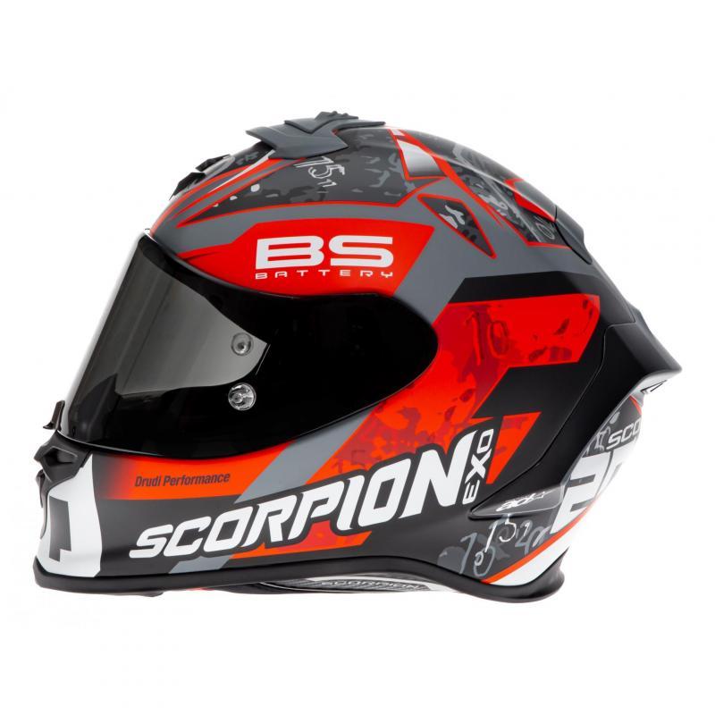 Casque intégral Scorpion Exo-R1 Air Fabio Quartararo Replica - 1
