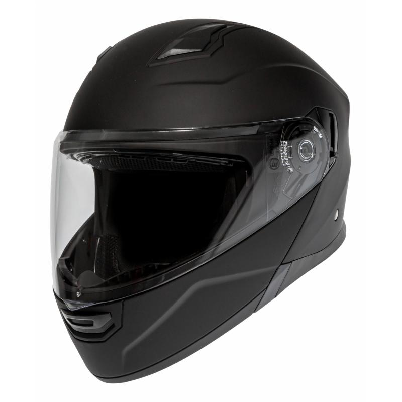 Casque modulable Noend District noir mat