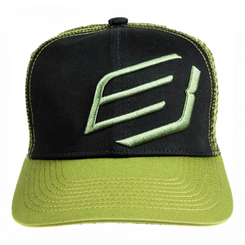 Casquette Bud Racing Big Icon noir/vert - 1