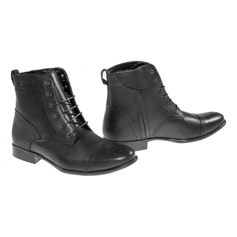 Chaussures Overlap RICHPLACE noir