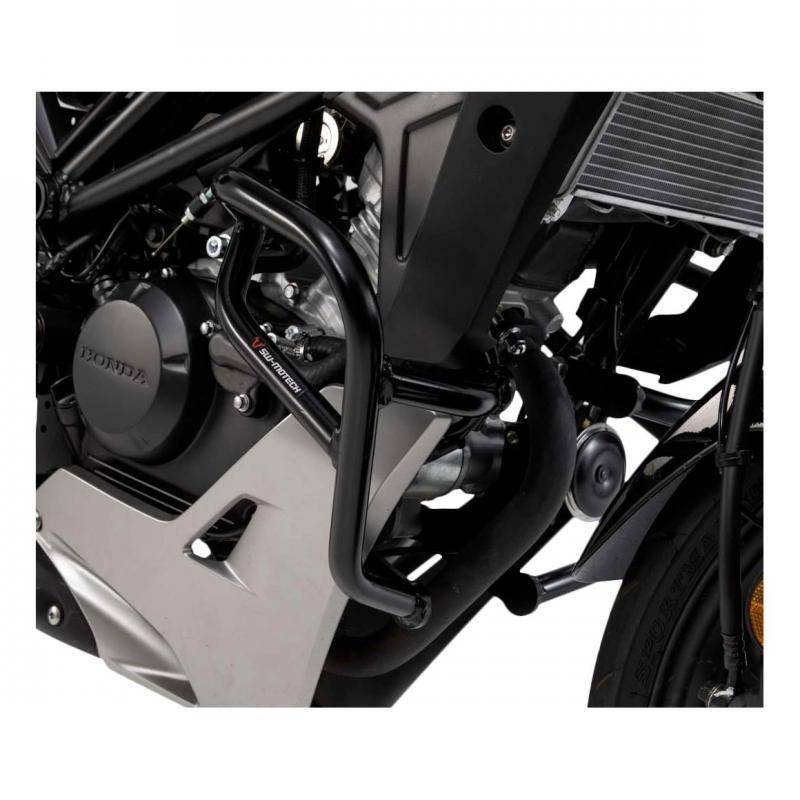Crashbar noir SW-Motech Honda CB 125 R 18-20 - 2