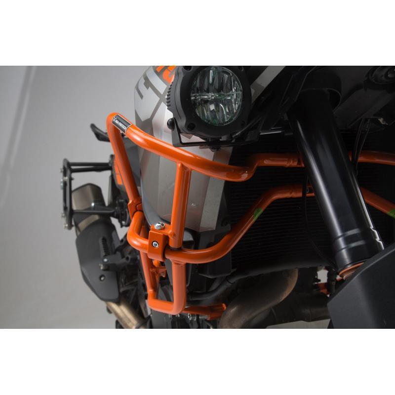 Crashbar supérieur orange SW-Motech KTM 1290 Adventure 17-19 - 3