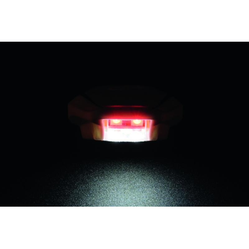Eclairage de plaque LED Lightech Python blanc - 2