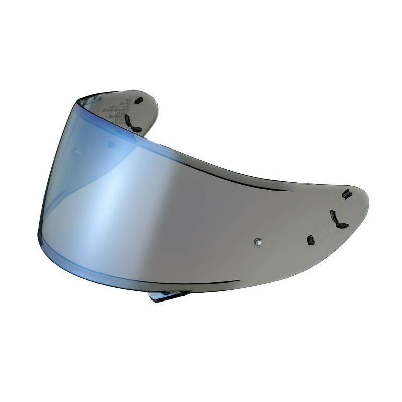 Écran Shoei CWR-1 pour casque X-Spirit 3/NXR/RYD iridium bleu