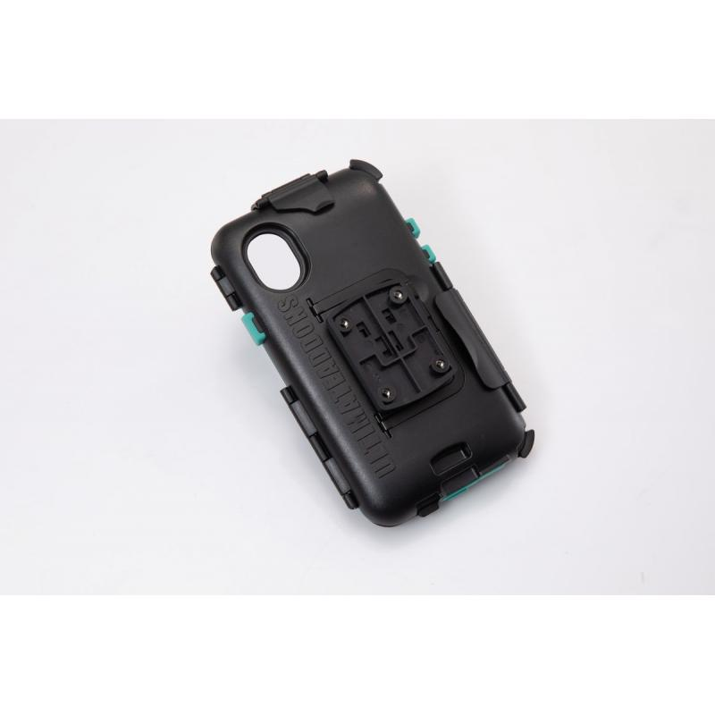 Étui rigide SW-Motech pour iPhone Xnoir - 1