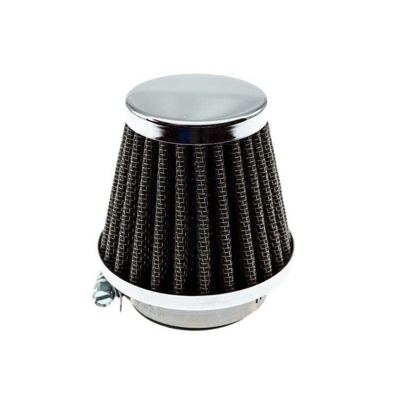 Filtre à air cornet Top Performances pour carburateur avec branchement Ø 39 mm