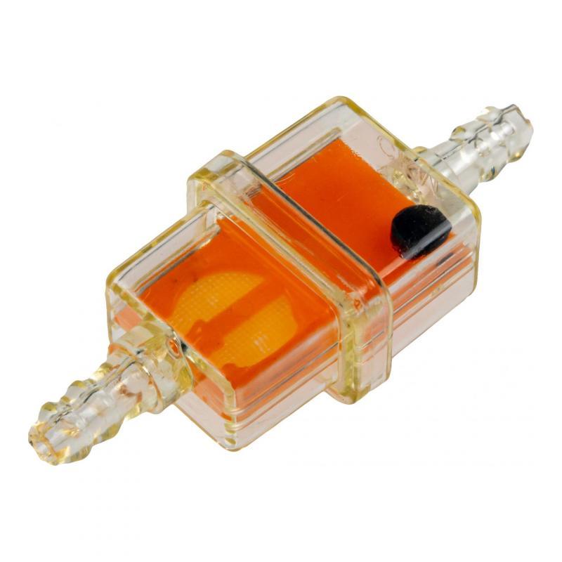 Filtre essence rectangulaire D.6 orange
