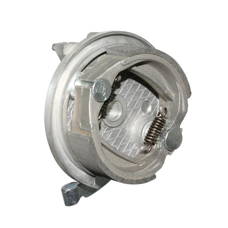 Flasque de frein 1Tek Origine avant type Leleu avec mâchoires 103 SP/MVL - 1
