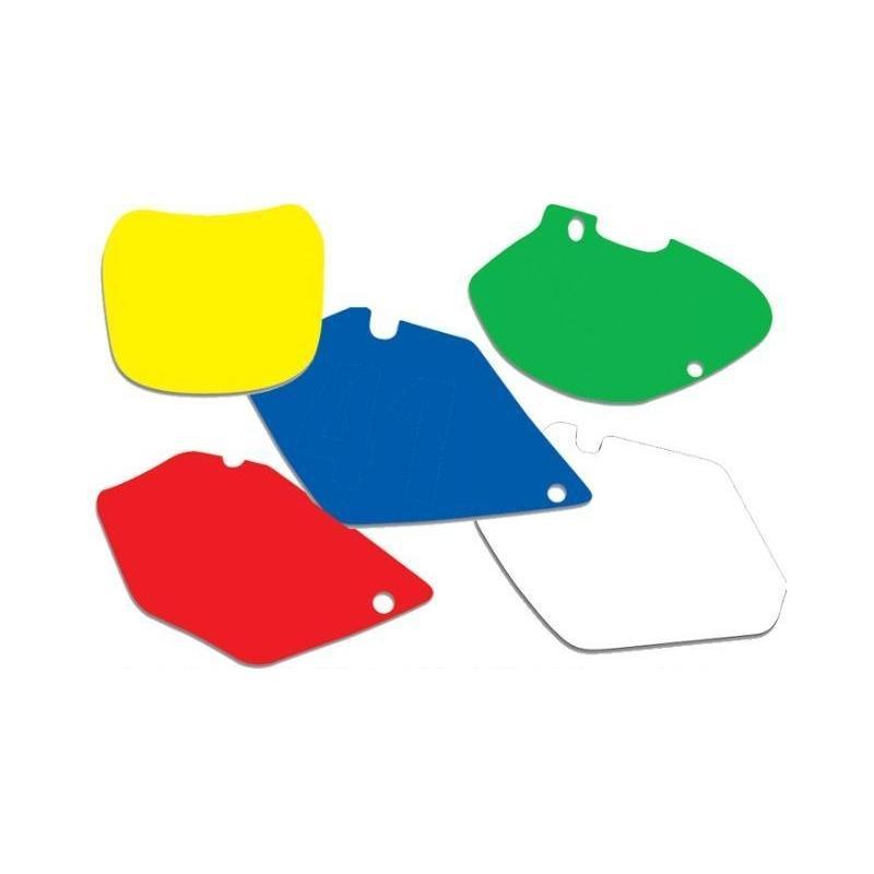 Fonds de plaques Blackbird Husaberg 501 FE 13-14 vert