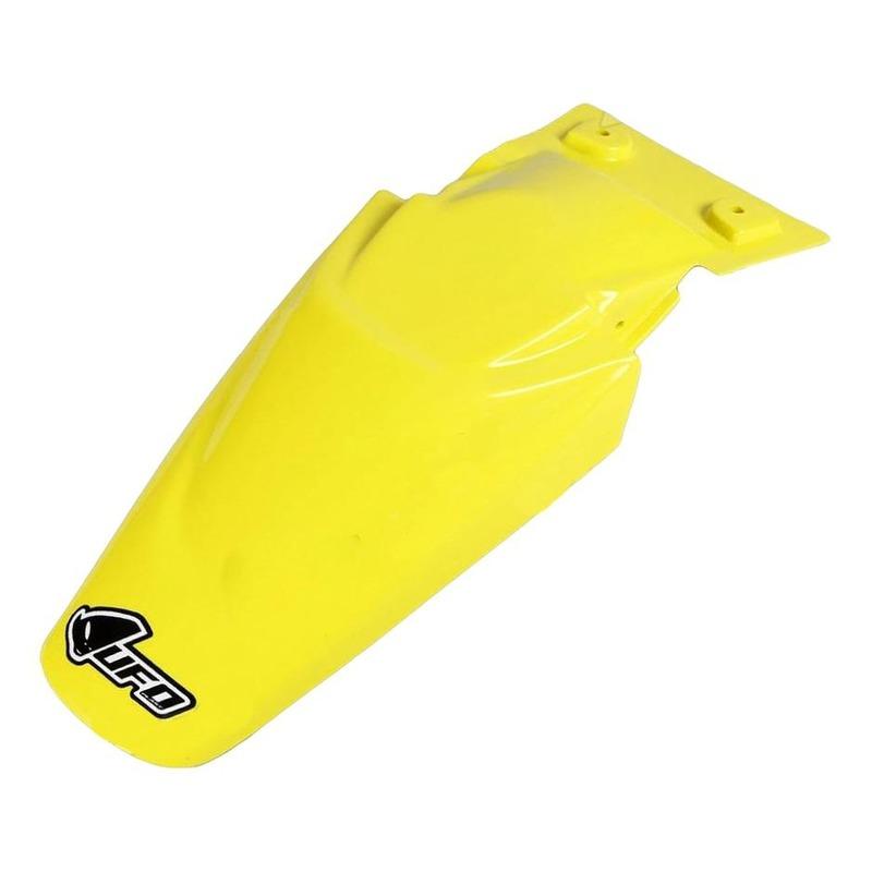 Garde-boue arrière UFO Suzuki 65 RM 03-11 jaune (jaune RM 01-14)