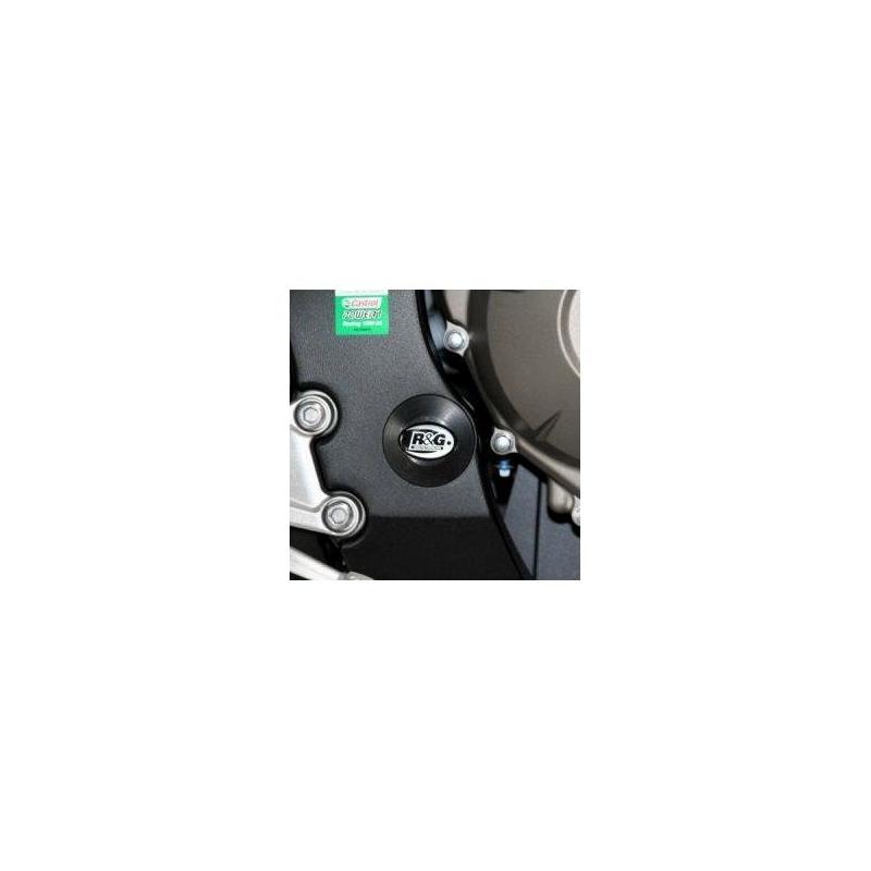 Insert de cadre droit R&G Racing noir Honda CBR 1000 RR 08-18