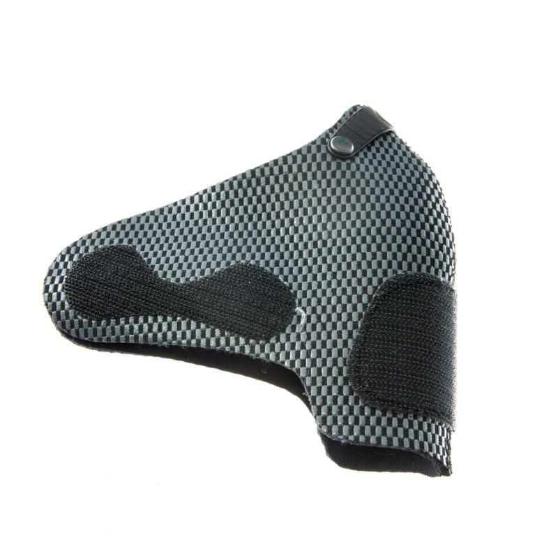 Masque anti-buée Respro Foggy carbone - 1