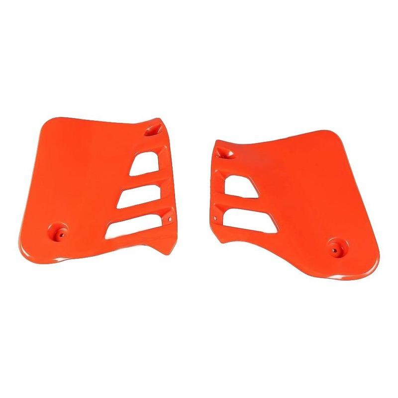 Ouïes de radiateur UFO Honda CR 125R 87-88 orange (orange CR 1990)