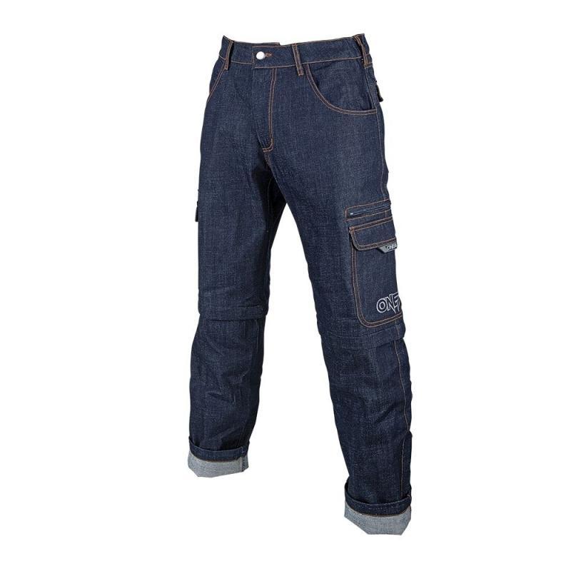 Pantalon d'atelier O'Neal Worker bleu - 6