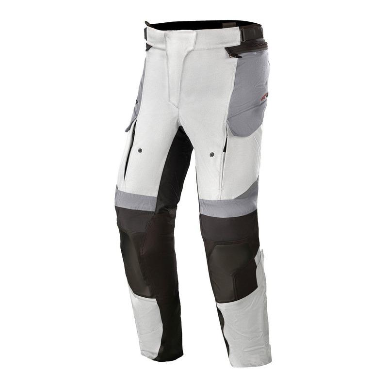 Pantalon textile femme Alpinestars Stella Andes V3 Drystar Ice gris/gris foncé
