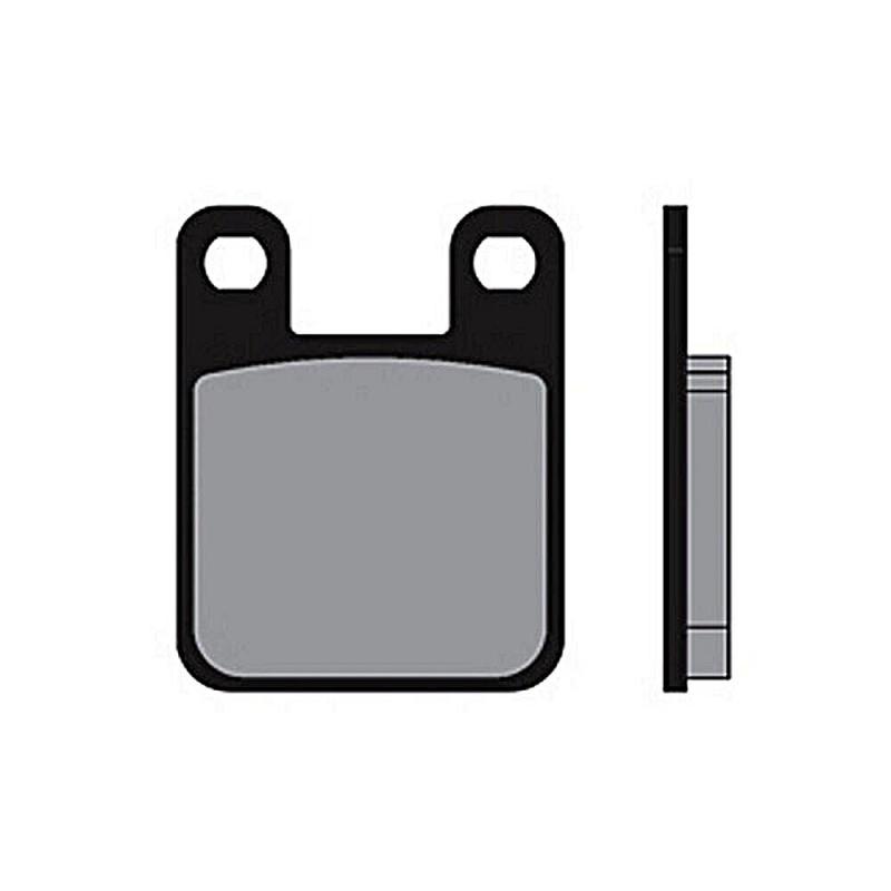 Plaquettes de frein Polini Sintered pour X-Limit/X-Power/TZR