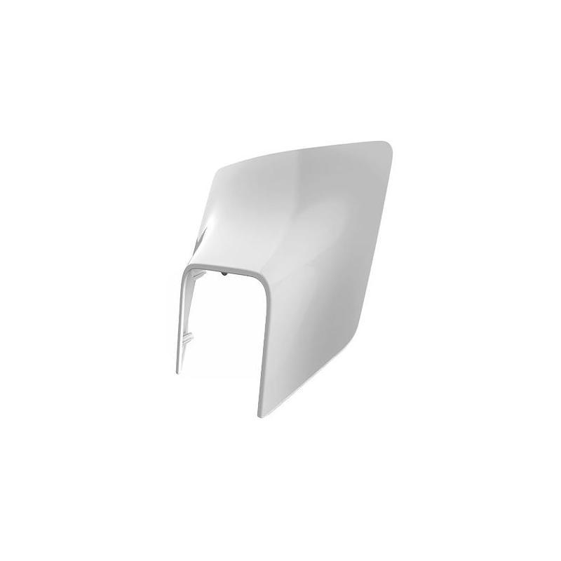 Plastique plaque phare Polisport Husqvarna 250 FE 17-19 blanc - 1