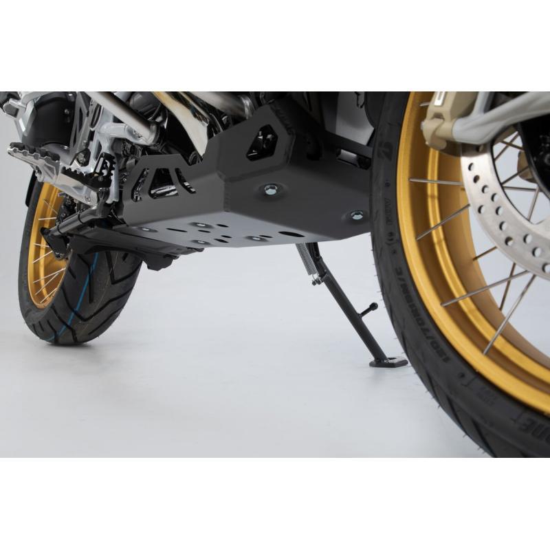 Sabot moteur SW-Motech noir BMW R 1250 GS 19-20 - 1