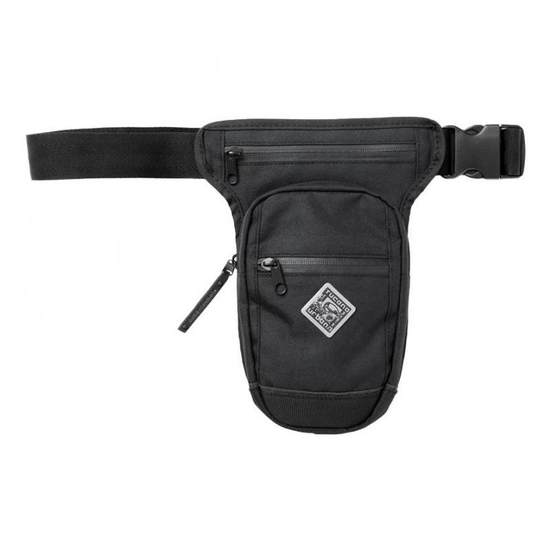 Sacoche Tucano Urbano Ninja Leg Bag noir