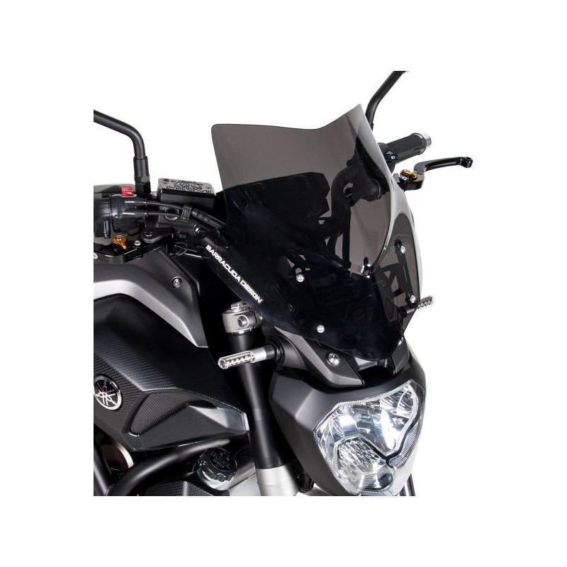 Saute-vent Barracuda Aerosport fumé Yamaha MT-07 14-15
