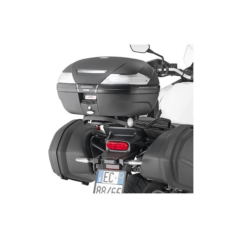 Support Kappa pour top case Monolock ou Monokey Honda 800 Crossrunner 15-18
