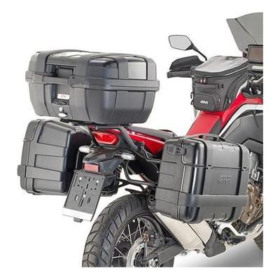 Supports de valises latérales Givi ONE-FIT (PLO) pour système Monokey Honda CRF 1100L Africa Twin 20